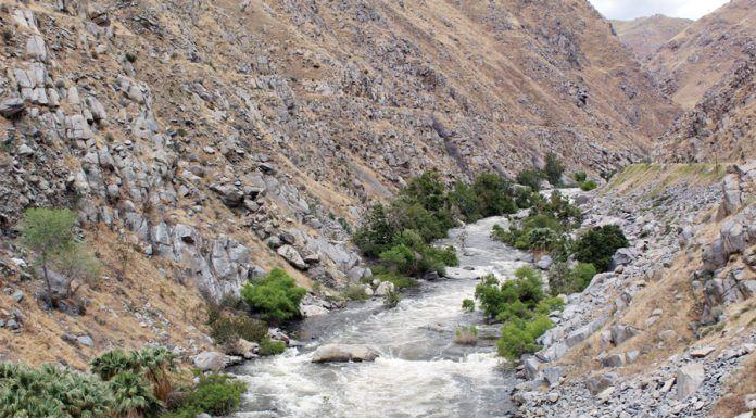 Kern River Canyon Bakersfield California