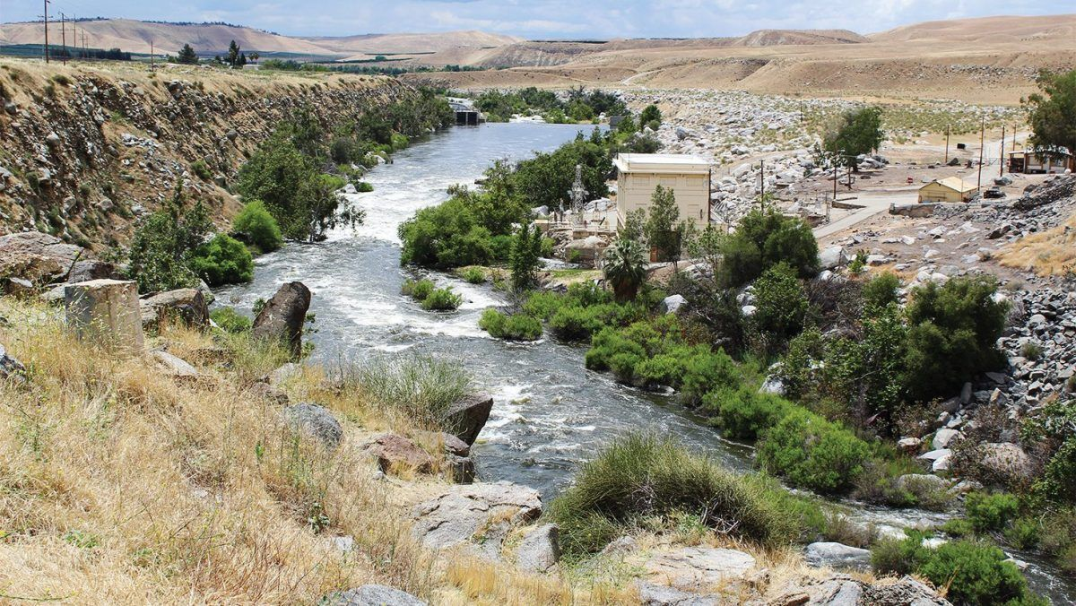 Isabella Dam Release Surges as Kern River Inflow to Lake