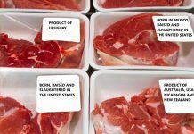 beef labeling