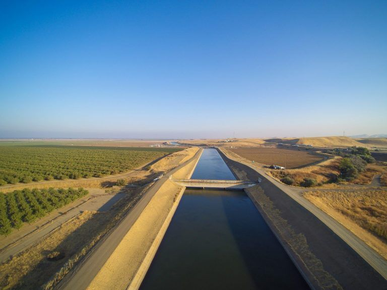 Nuts Getting a Bad Rap for Sinking the California Aqueduct
