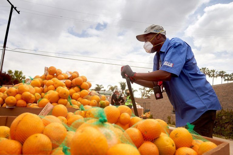Kern County Agriculture Steps Up Big to Feed Those in Need