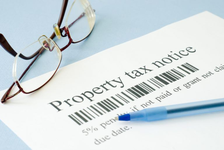 COVID-19 and Kern County Property Taxes