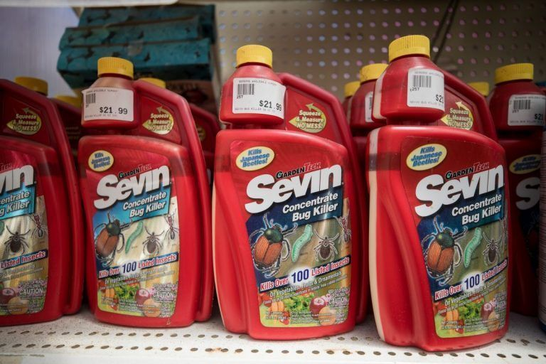 California to Restrict Consumer Use of the Pesticide Carbaryl