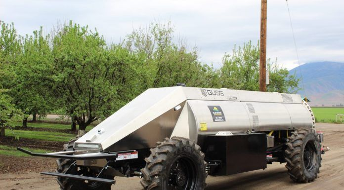 Global Unmanned Spray System
