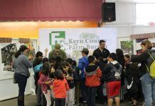 Kern County Farm Bureau Farm Day in the City event