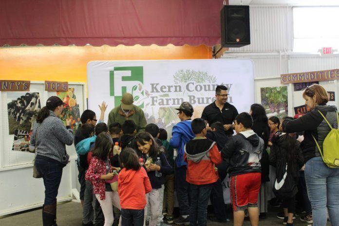 Kern County Farm Bureau Farm Day in the City event