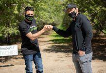 Jose Ramirez and Andy Anzaldo