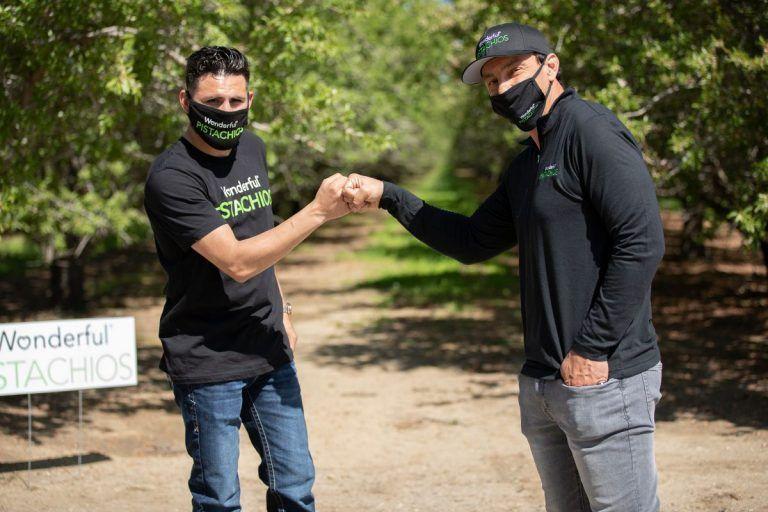 Wonderful Pistachios Sponsors Champion Professional Boxer Jose Ramirez in Upcoming Title Belt Fight