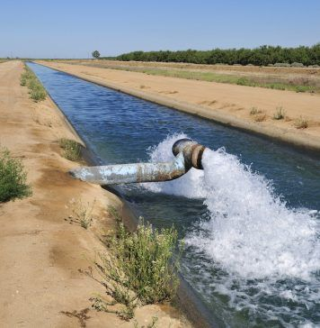 water canal